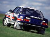 Opel Ascona B400 Rally Version (B) images