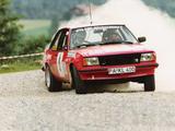 Opel Ascona photos