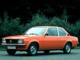 Photos of Opel Ascona 2-door (B) 1975–81