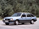 Photos of Opel Ascona CC (C1) 1981–84