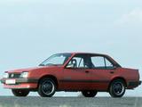 Photos of Opel Ascona Sport (C1) 1984