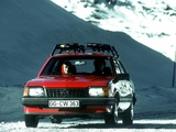 Photos of Opel Ascona (C2) 1984–86