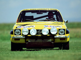 Photos of Opel Ascona 1.9 SR Rally Version (A)