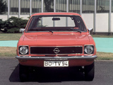 Pictures of Opel Ascona Voyage (A) 1970–75