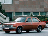 Pictures of Opel Ascona Berlina (B) 1975–81