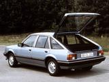 Pictures of Opel Ascona CC (C1) 1981–84