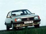 Pictures of Opel Ascona CD (C1) 1983–84