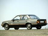 Pictures of Opel Ascona Sport (C1) 1984