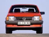 Pictures of Opel Ascona (C2) 1984–86
