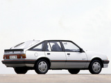 Pictures of Opel Ascona CC GT (C2) 1984–86