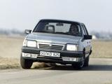 Pictures of Opel Ascona CC (C3) 1986–88
