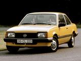 Opel Ascona 2-door (C1) 1981–84 wallpapers