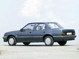 Opel Ascona (C3) 1986–88 wallpapers