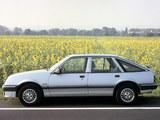 Opel Ascona CC (C3) 1986–88 wallpapers