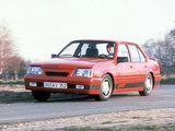 Irmscher Opel Ascona Sprint (C) 1987–88 wallpapers