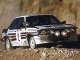 Opel Ascona B400 Rally Version (B) wallpapers