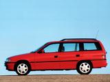 Images of Opel Astra Caravan (F) 1994–98