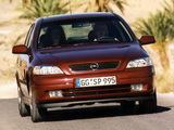 Images of Opel Astra 5-door (G) 1998–2004