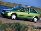 Images of Opel Astra 3-door (G) 1998–2004
