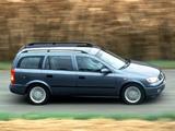 Images of Opel Astra Caravan (G) 1998–2004