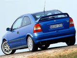 Images of Opel Astra OPC (G) 1999–2001