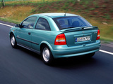 Images of Opel Astra Eco4 (G) 2001–04