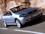 Images of Opel Astra Cabrio (G) 2001–05