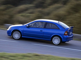 Images of Opel Astra OPC (G) 2002–04