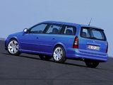 Images of Opel Astra OPC Caravan (G) 2002–04