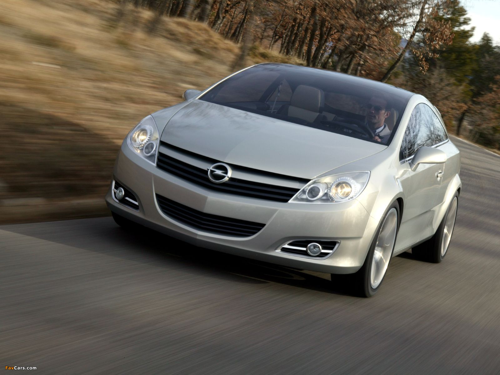 Images of Opel GTC Concept 2003 (1600 x 1200)
