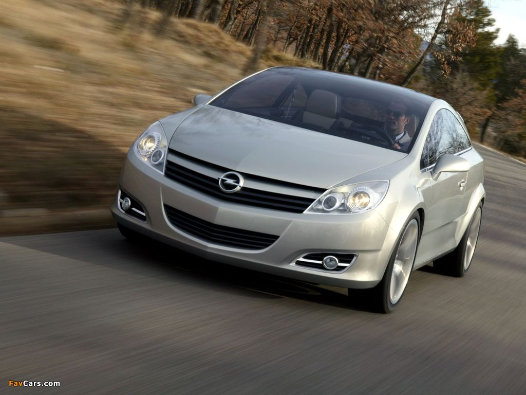 Images of Opel GTC Concept 2003 (1024 x 768)