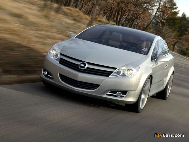 Images of Opel GTC Concept 2003 (640 x 480)