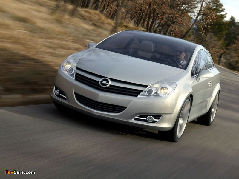 Images of Opel GTC Concept 2003 (800 x 600)