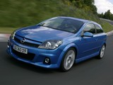 Images of Opel Astra OPC (H) 2005–10