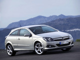Images of Opel Astra GTC (H) 2005–11