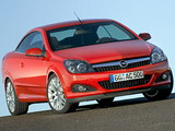 Images of Opel Astra TwinTop (H) 2006–10