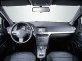 Images of Opel Astra Sedan (H) 2007