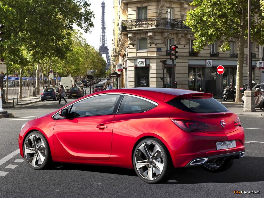 Images of Opel GTC Paris Concept 2010 (1024 x 768)