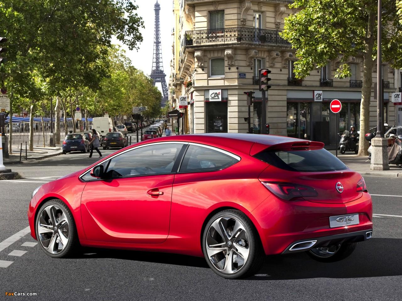 Images of Opel GTC Paris Concept 2010 (1280 x 960)