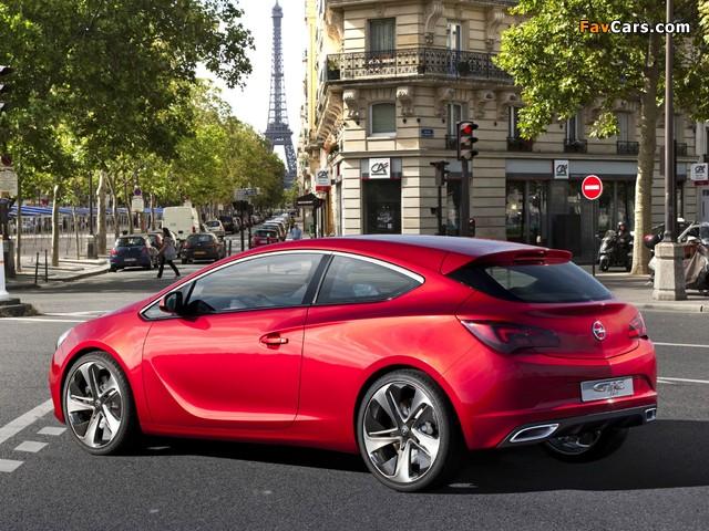 Images of Opel GTC Paris Concept 2010 (640 x 480)