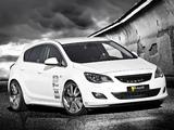 Images of EDS Motorsport Opel Astra Turbo 5-door (J) 2011