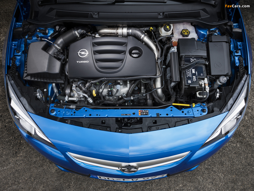 Images of Opel Astra OPC (J) 2011 (1024 x 768)