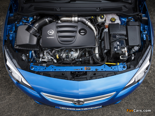 Images of Opel Astra OPC (J) 2011 (640 x 480)