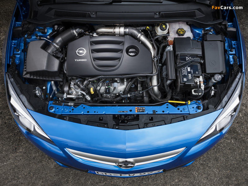 Images of Opel Astra OPC (J) 2011 (800 x 600)