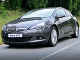 Images of Opel Astra GTC ZA-spec (J) 2012