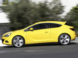 Images of Opel Astra GTC AU-spec (J) 2012–13