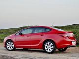 Images of Opel Astra Sedan ZA-spec (J) 2013