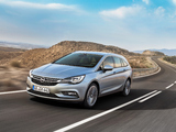 Images of Opel Astra Sports Tourer (K) 2015
