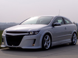 Images of Lumma Design Opel Astra GTC (H)