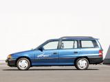 Opel Astra Impuls II (F) 1992 pictures